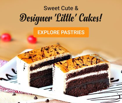 Order Pastries Online